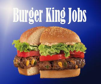 Solicitud De Trabajo Burger King Conseguir Trabajo